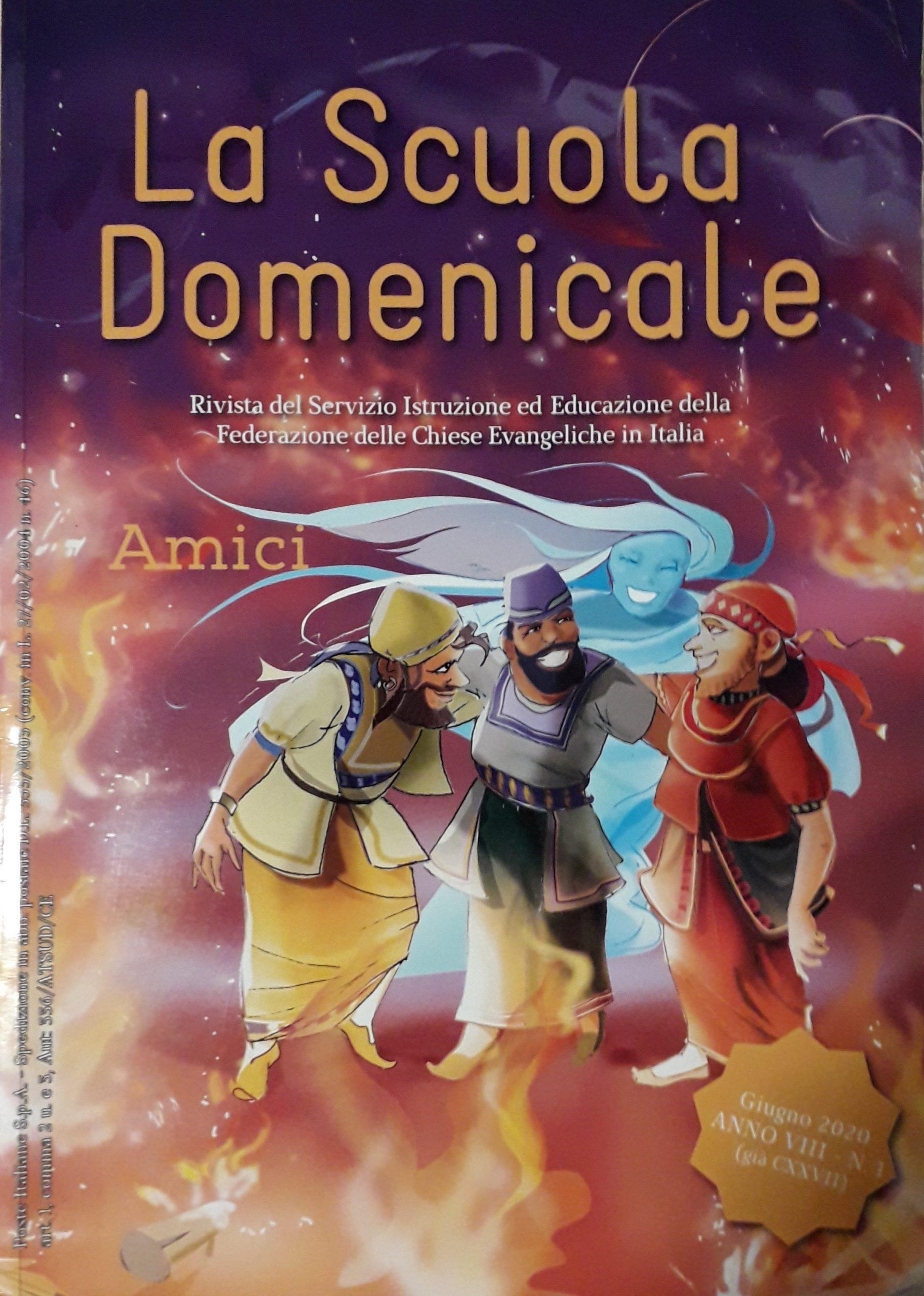 copertina rivista Scuola Domenicale